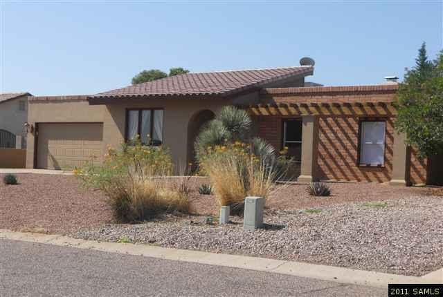 Rental Homes for Rent, ListingId:28781710, location: 2604 Inverrary Sierra Vista 85650