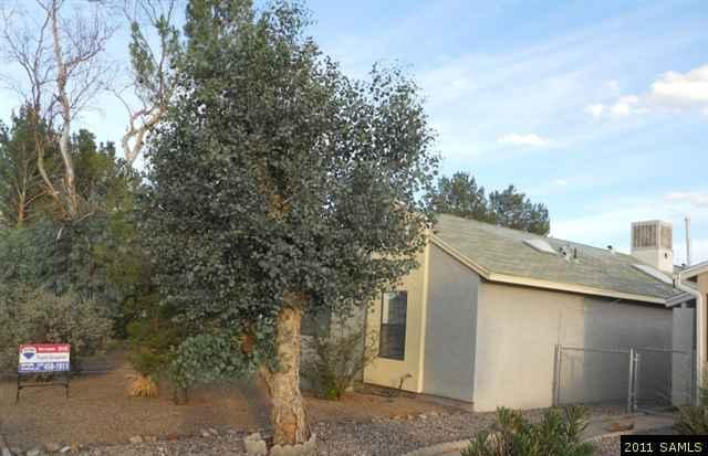 Rental Homes for Rent, ListingId:25895431, location: 5300 Desert Shadows Sierra Vista 85635