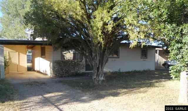 Rental Homes for Rent, ListingId:27044401, location: 111 Yuma Huachuca City 85616