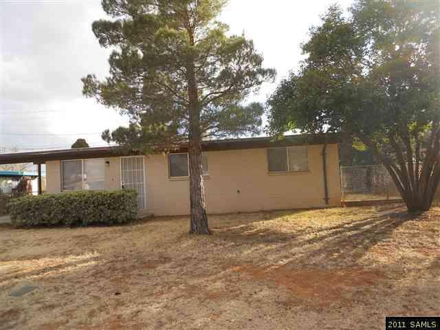 Rental Homes for Rent, ListingId:29561990, location: 300 E BUSBY Drive Sierra Vista 85635