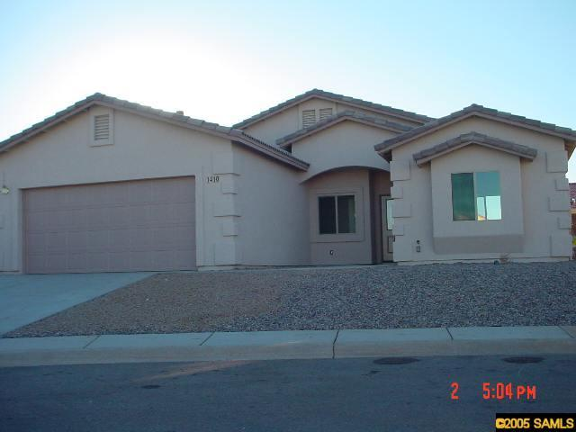 Rental Homes for Rent, ListingId:26879503, location: 1410 Calle Cibola Sierra Vista 85635