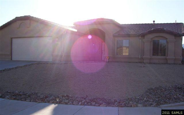 Rental Homes for Rent, ListingId:28535628, location: 3900 Procuna Place Sierra Vista 85650