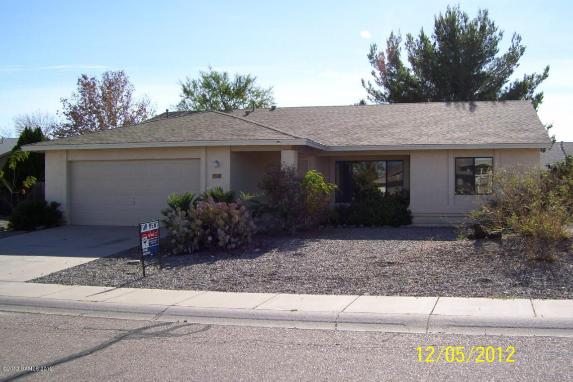 Rental Homes for Rent, ListingId:31281903, location: 2648 E Canyon View Sierra Vista 85650