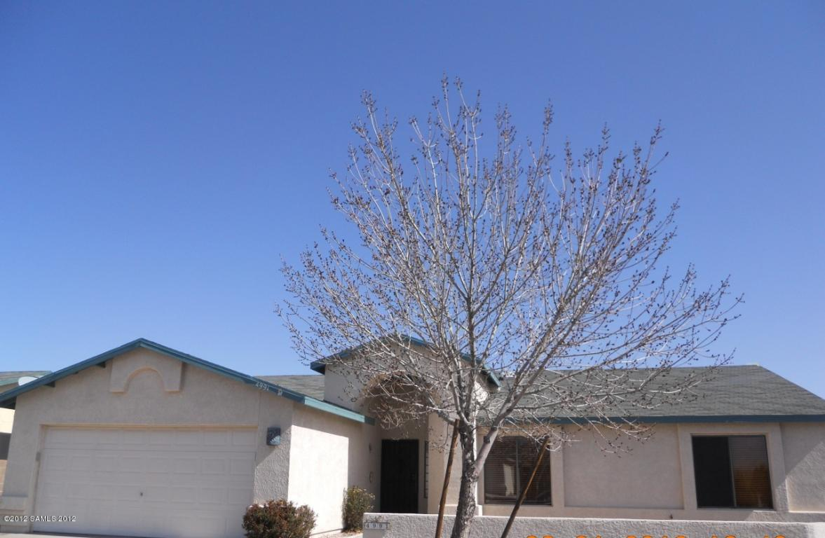 Rental Homes for Rent, ListingId:30321685, location: 4991 La Canada Sierra Vista 85635