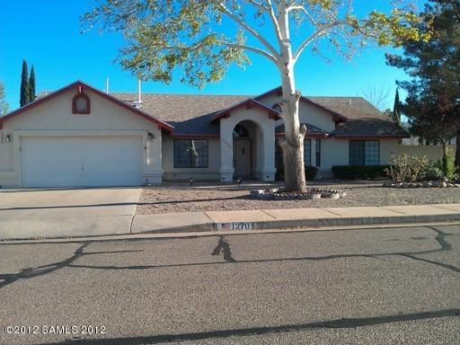Rental Homes for Rent, ListingId:31281906, location: 1270 Katherine Sierra Vista 85635