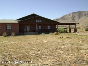 3.6 acres in Hereford, Arizona