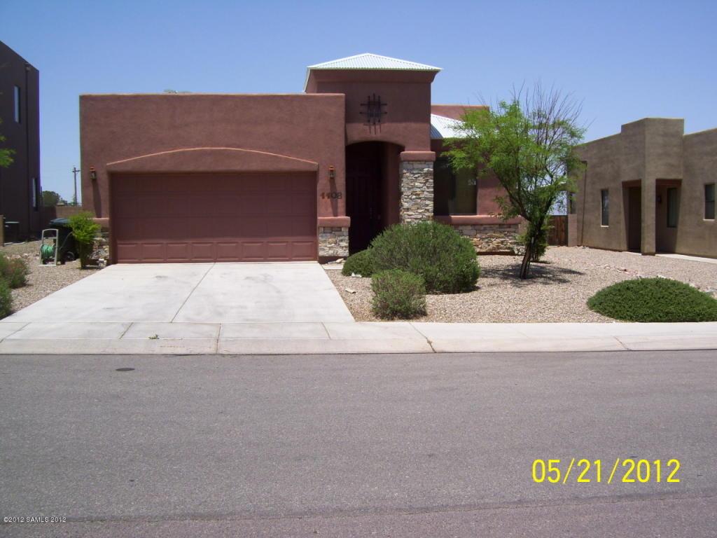 Rental Homes for Rent, ListingId:29970841, location: 1108 Horner Sierra Vista 85635