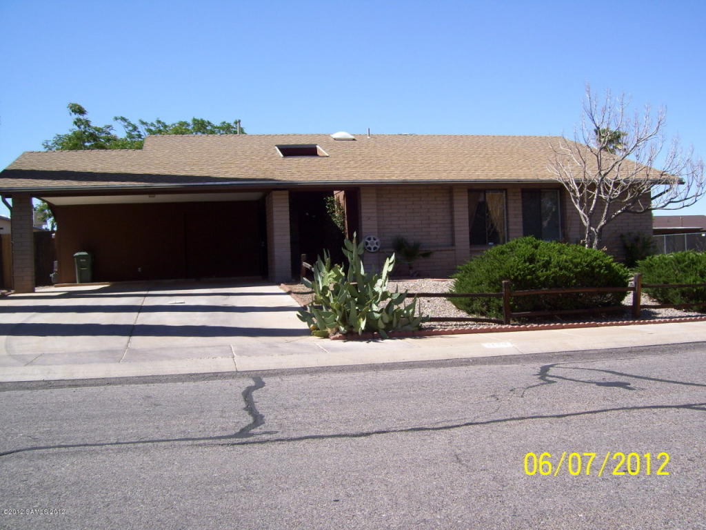 Rental Homes for Rent, ListingId:27382138, location: 1179 Cottonwood Sierra Vista 85635