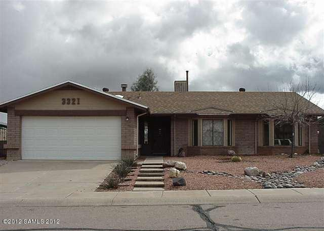 Rental Homes for Rent, ListingId:27573024, location: 3321 Eagle Ridge Sierra Vista 85635