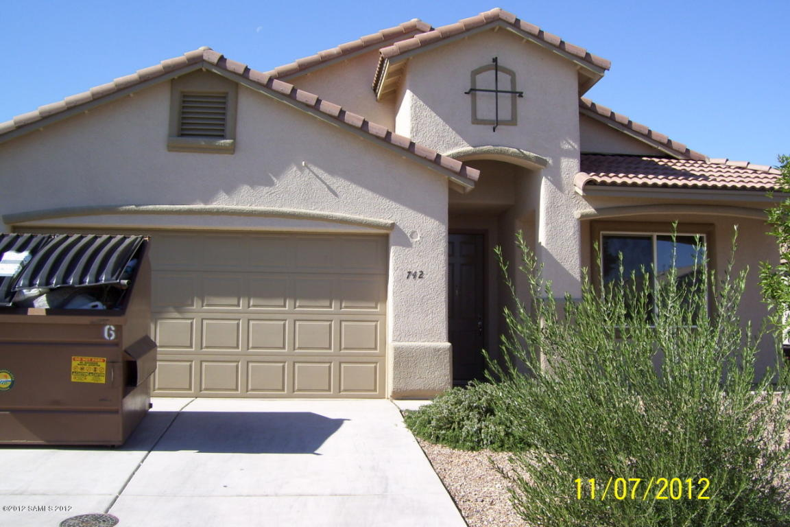 Rental Homes for Rent, ListingId:29456312, location: 742 Hayes Drive Sierra Vista 85635