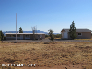 4.57 acres in Hereford, Arizona