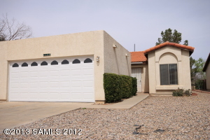 Rental Homes for Rent, ListingId:23704260, location: 1157 Paseo Juanita Sierra Vista 85635