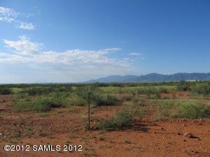 9.05 acres in Huachuca City, Arizona