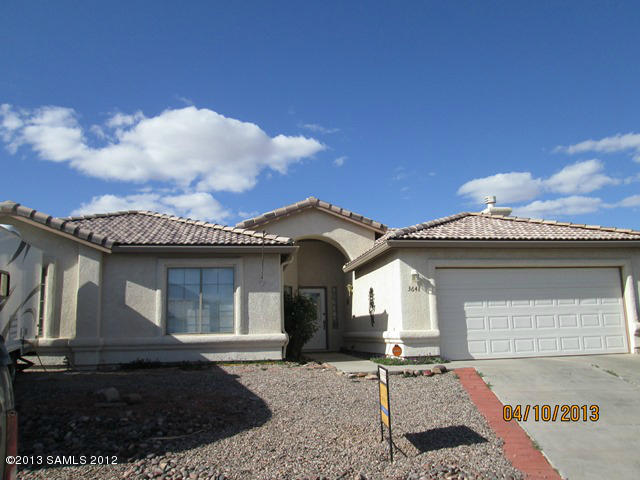 Rental Homes for Rent, ListingId:26056241, location: 3641 Camino El Jardin Sierra Vista 85650