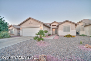 2823 Glengarry Way, Sierra Vista, AZ 85650