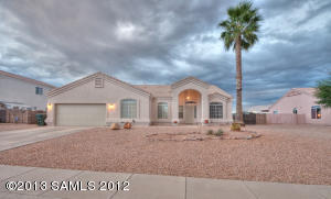 1241 Sunflower Way, Sierra Vista, AZ 85635