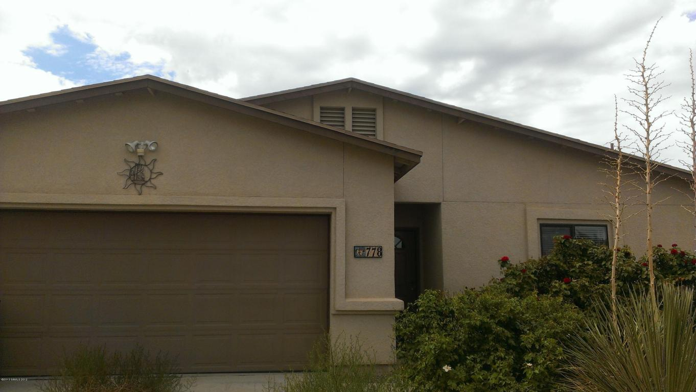 Rental Homes for Rent, ListingId:33381967, location: 778 Four Winds Circle Sierra Vista 85635