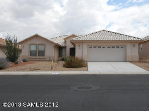 Rental Homes for Rent, ListingId:24519279, location: 2356 Glenview Drive Sierra Vista 85650
