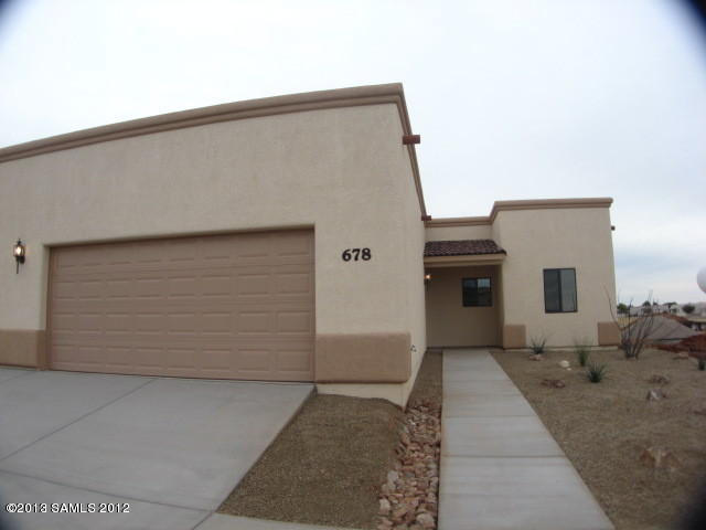 Rental Homes for Rent, ListingId:31829624, location: 678 S Clubhouse Lane Sierra Vista 85635