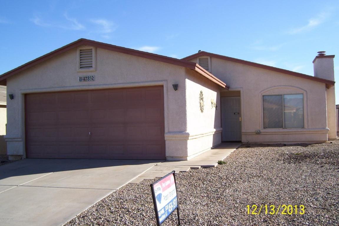 Rental Homes for Rent, ListingId:25375369, location: 4783 Territorial Loop Sierra Vista 85635