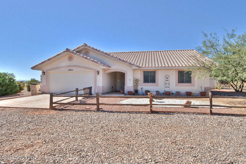 4.25 acres in Hereford, Arizona