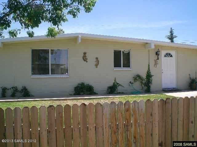 Rental Homes for Rent, ListingId:25727183, location: 316 W Brown Sierra Vista 85635