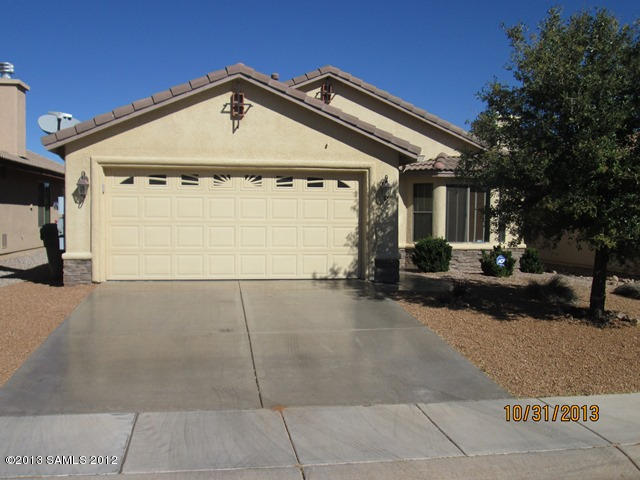 Rental Homes for Rent, ListingId:25772550, location: 1879 Goldstone Sierra Vista 85635