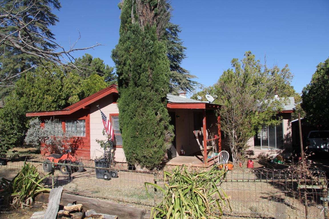 Rental Homes for Rent, ListingId:25925138, location: 308 Mill Road Bisbee 85603