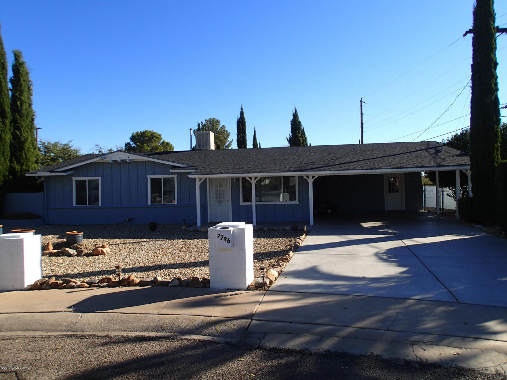 Rental Homes for Rent, ListingId:25961718, location: 2796 Paseo Media Sierra Vista 85635