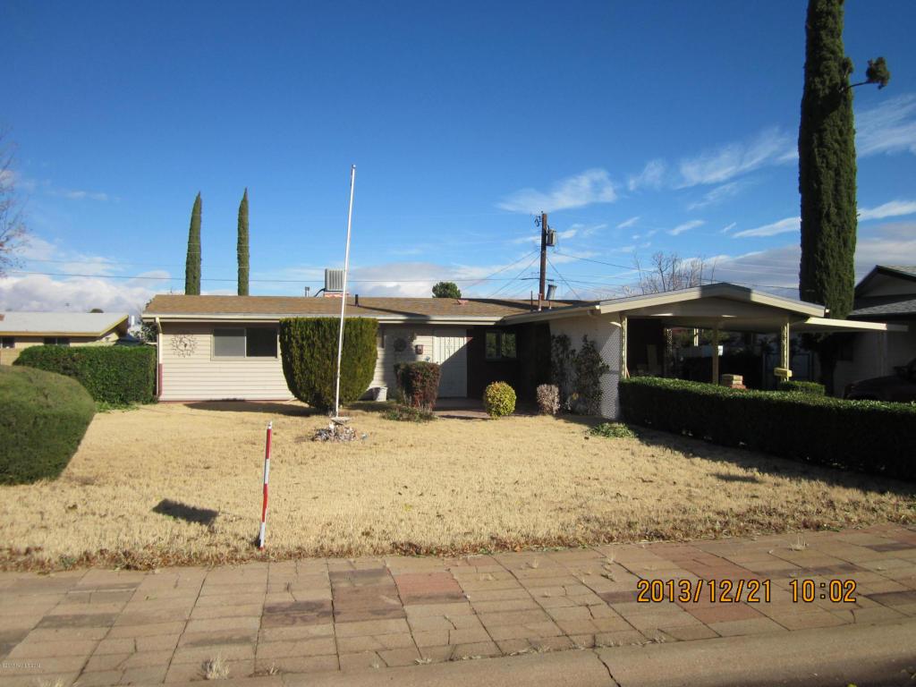 Rental Homes for Rent, ListingId:31881221, location: 51 W Kayetan Drive Sierra Vista 85635