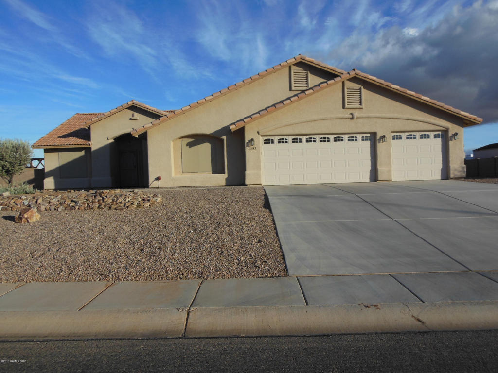 Rental Homes for Rent, ListingId:26170265, location: 2593 Montaro Drive Sierra Vista 85650