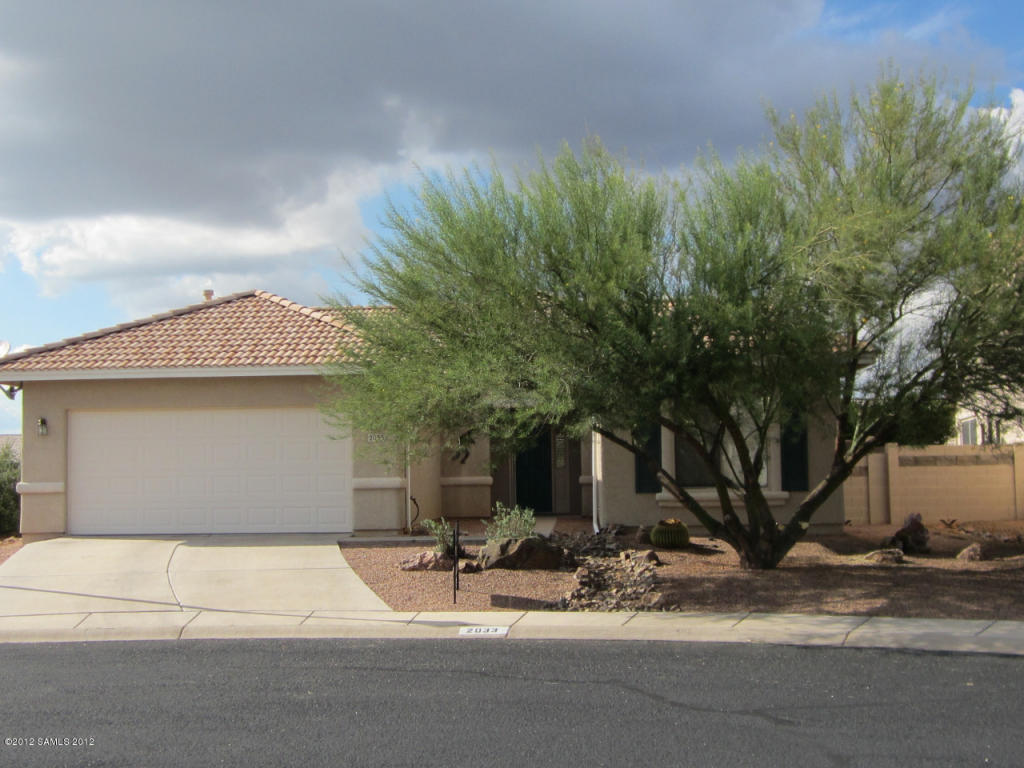 Rental Homes for Rent, ListingId:26361443, location: 2033 Deepwood Circle Sierra Vista 85650