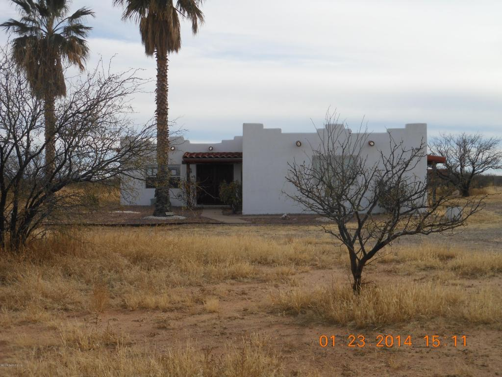 4.16 acres in Sierra Vista, Arizona