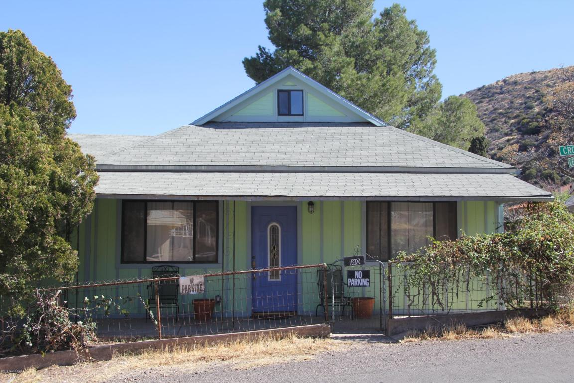 Rental Homes for Rent, ListingId:26725033, location: 180 Cross Street Bisbee 85603