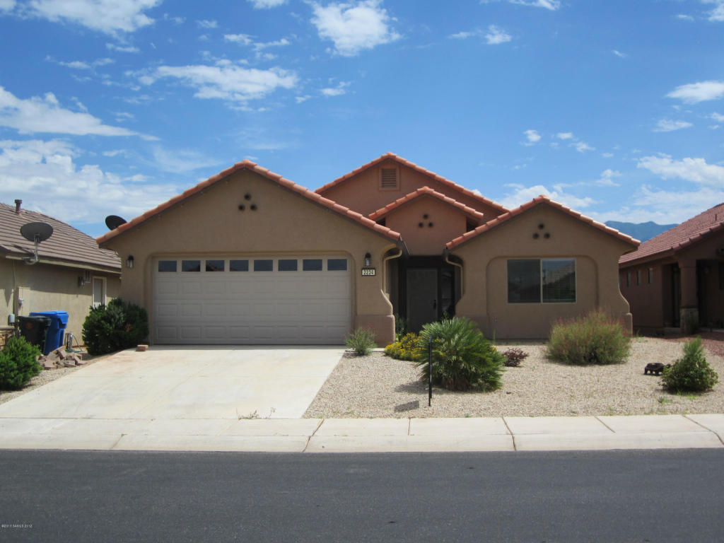 Rental Homes for Rent, ListingId:26790187, location: 2234 Thunder Meadows Drive Sierra Vista 85635