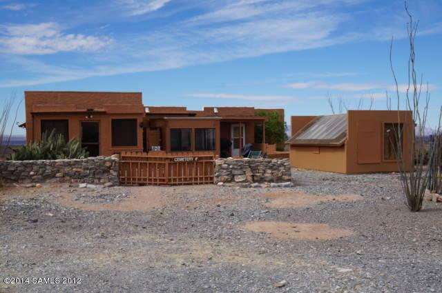 41.24 acres Bisbee, AZ