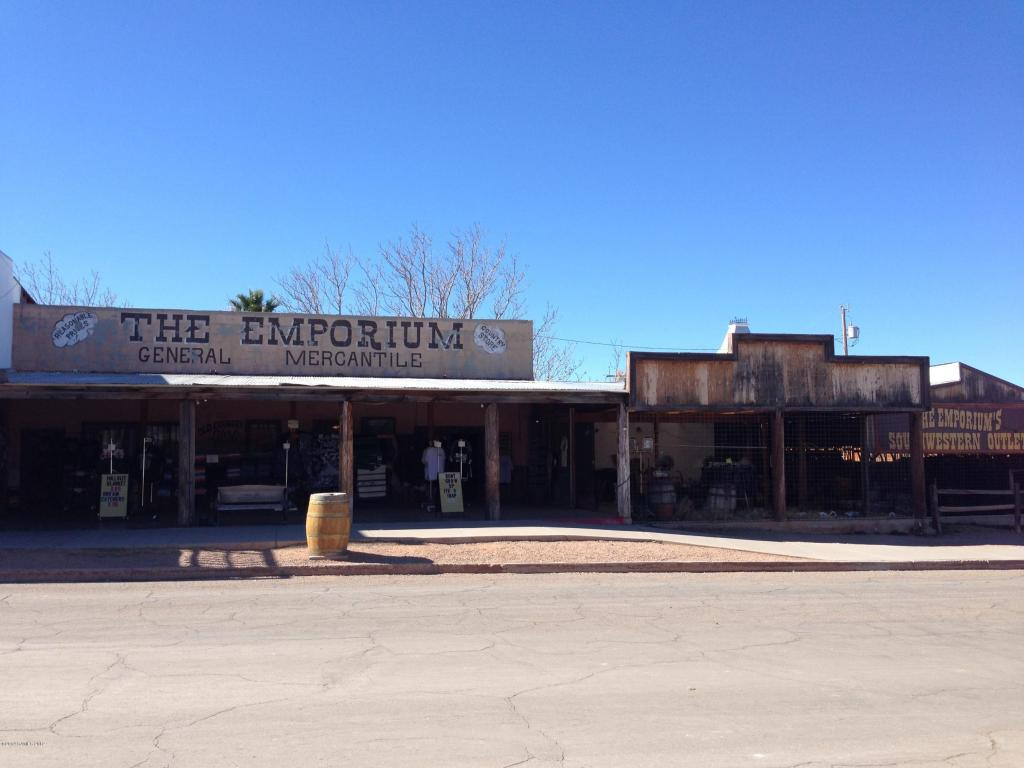 1.5 acres Tombstone, AZ