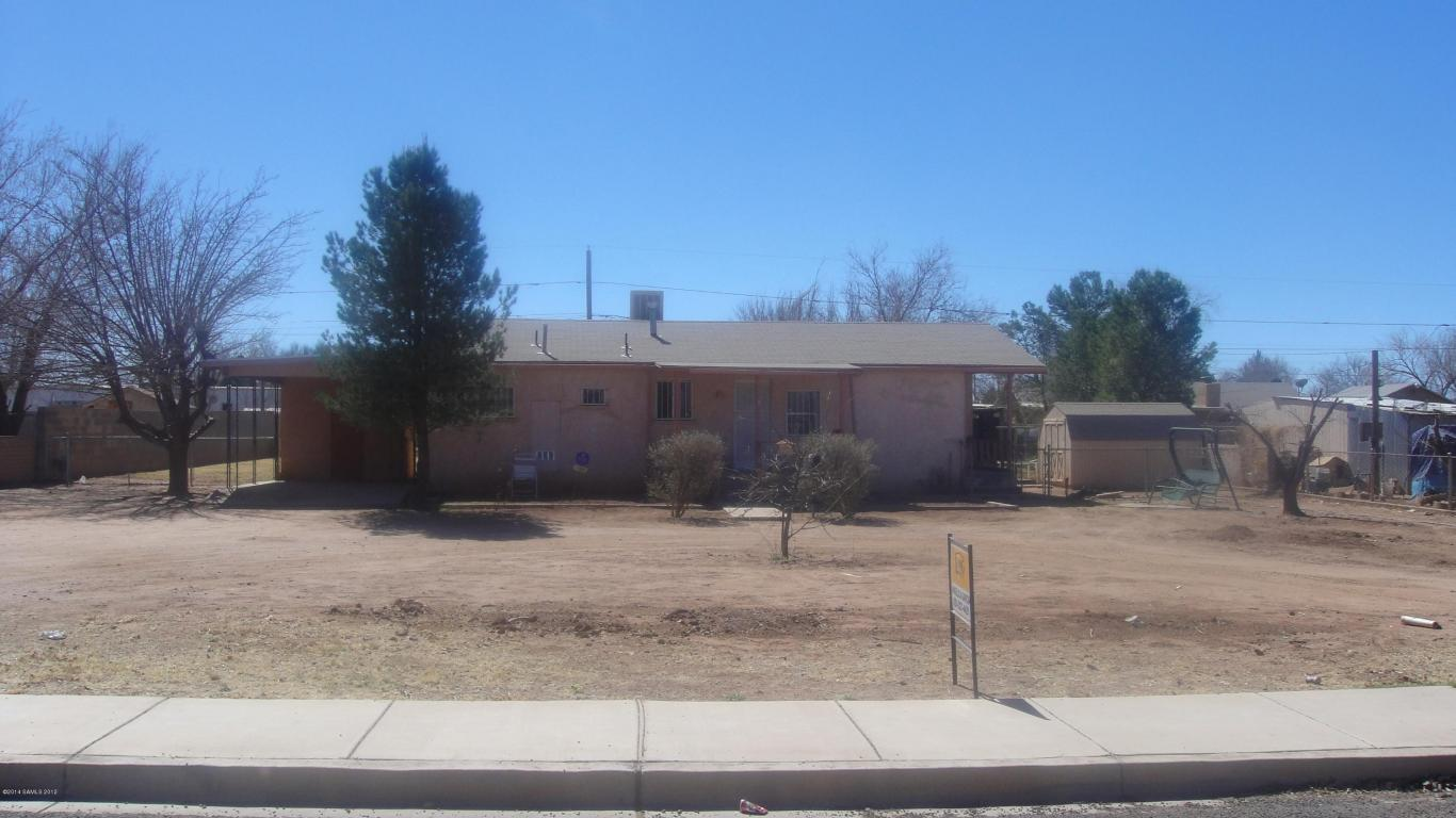 Photo of 1621 E 20th Street  Douglas  AZ
