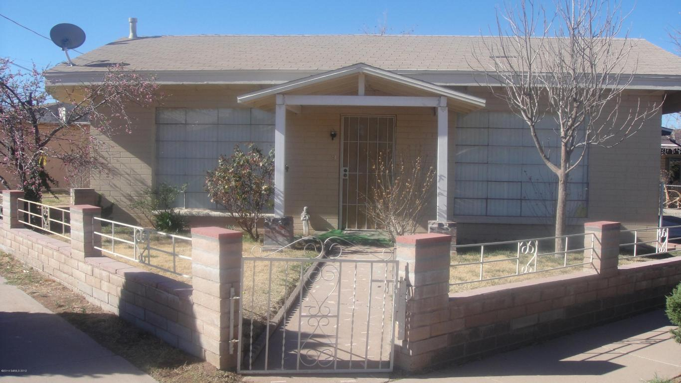 Photo of 1023 E 3rd Street  Douglas  AZ