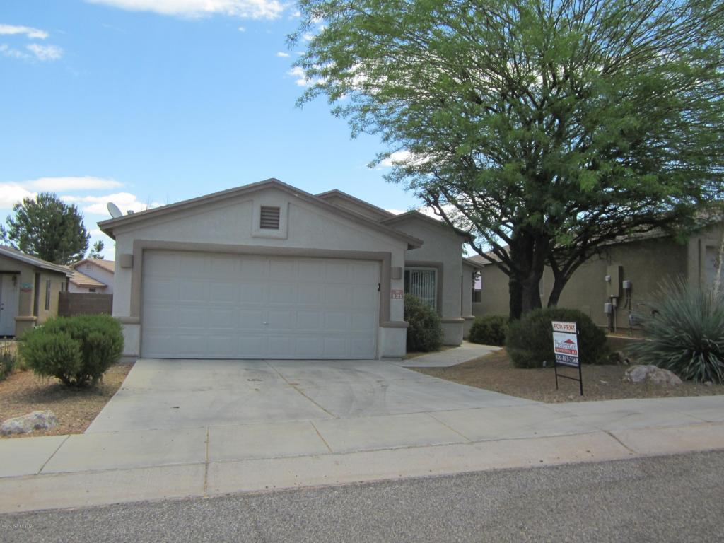 Rental Homes for Rent, ListingId:27458817, location: 121 N Avelino Place Sierra Vista 85635
