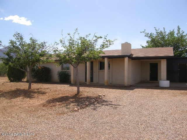 Rental Homes for Rent, ListingId:27817489, location: 4916 S Santa Claus Avenue Sierra Vista 85650