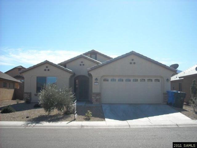 Rental Homes for Rent, ListingId:27974271, location: 2020 Valley Sage Street Sierra Vista 85635