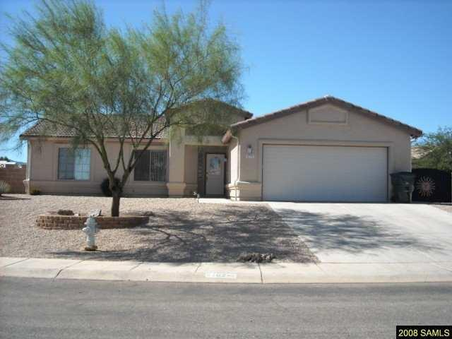 Rental Homes for Rent, ListingId:27974268, location: 2162 Manhattan Place Sierra Vista 85635