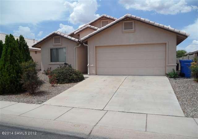 Rental Homes for Rent, ListingId:30563511, location: 4705 Calle Las Cruces Sierra Vista 85635