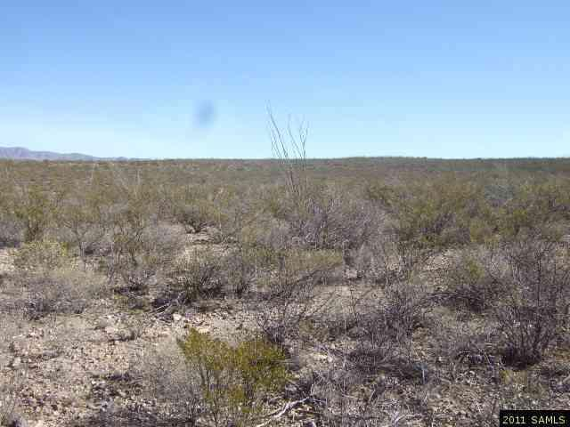 2.3 acres Tombstone, AZ