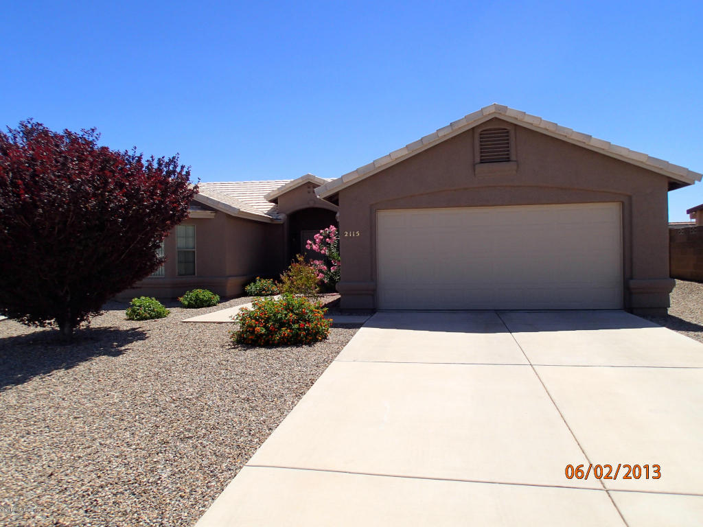 Rental Homes for Rent, ListingId:28239253, location: 2115 Taos Drive Sierra Vista 85635
