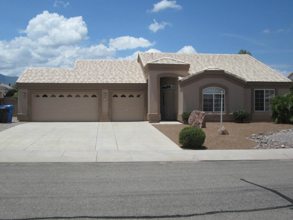Rental Homes for Rent, ListingId:28763128, location: 2172 Tahoe Place Sierra Vista 85635