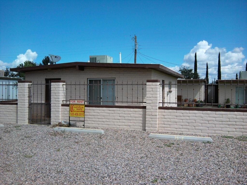 Rental Homes for Rent, ListingId:31830027, location: 95 Jennifer Lane Sierra Vista 85635