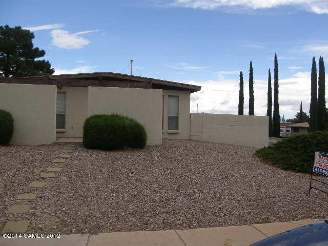 Rental Homes for Rent, ListingId:29091401, location: 841 Catalina Sierra Vista 85635