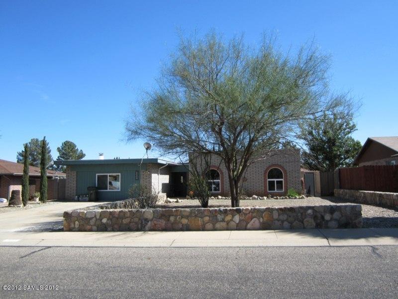Rental Homes for Rent, ListingId:29113336, location: 811 Palo Verde Drive Sierra Vista 85635